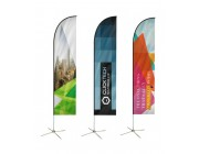 Feather Flag Displays