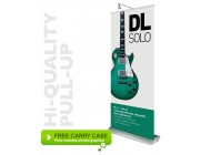Pull Up Banner Stand  (Hi Quality Base)