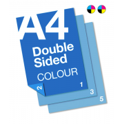 A4 Colour Document:2 Sided