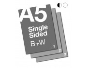 A5 B+W Document:1 Sided