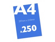 250 x A4 Colour Leaflets
